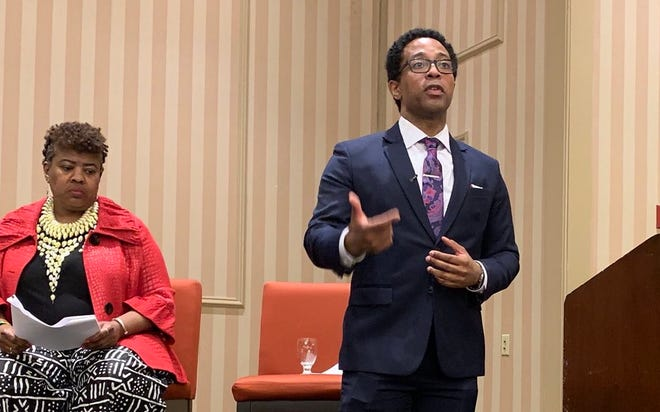St. Louis County Prosecuting Attorney Wesley Bell initiated a pre-charge diversion program to help keep people out of the court system.