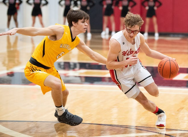 Waynedale's Zach Geiser (left) and Hiland's Will Schlabach (right) will take center stage in separate district finals Friday.