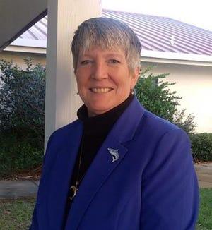 Christine Cruickshank is the newly selected principal of Destin High School.