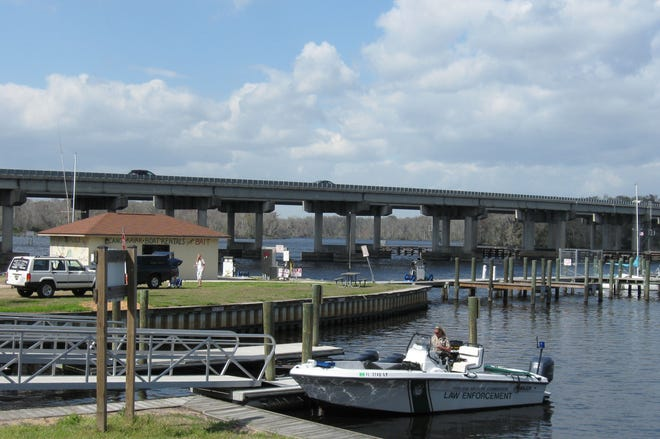 Clay County authorities are investigating a body found in the water around Knight's Boat Ramp on Black Creek, shown here in a 2011 photo.