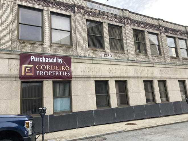 The former International Ladies Garment Workers Union health clinic on Third Street, empty since 2010, to be developed into apartments and lofts.