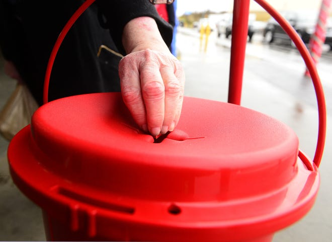 The Salvation Army in Freeport has concluded its red kettle drive for the season, but officials say there is an increased need for help this year and they're still accepting donations at their Exchange Street office.