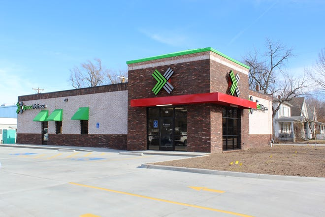 Xpress Wellness Urgent Care opened Jan. 4 at the intersection of 10th and Main —' 106 East 10th Street — in Newton.