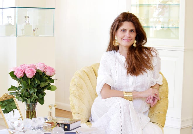 Irene Lummertz opened a new boutique on the island available by appointment-only. Her new space overlooks Worth Avenue and features an intimate setting for clients.