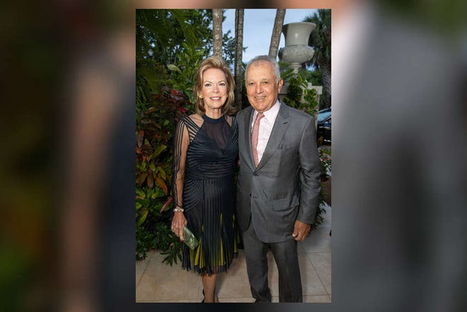 Palm Beachers Gail and Alfred Engelberg have made a $50,000 matching gift donation to the Town of Palm Beach United Way Hunger Fund.