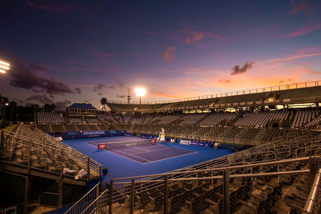 The ATP Tour season's start has been moved up to Jan. 4.