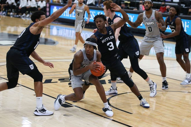 Everyone knew David Duke was one of the best guards in the Big East. Providence coach Ed Cooley thinks it's time Duke started getting consideration as one of the best in the country.