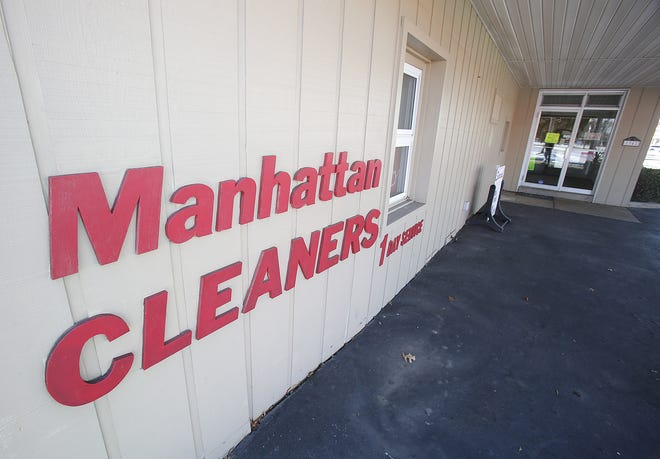 Manhattan Cleaners' owner Mike Miller, 65, sold his family's dry cleaning business Nov. 1 to manager and long-time employee Larry Brush, 36.