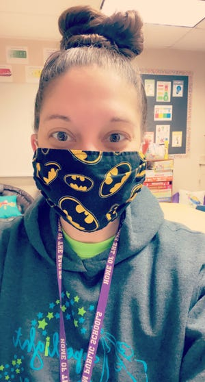 After a bout with COVID-19 in October, Lauren Hoffmann is still experiencing a number of lingering symptoms.