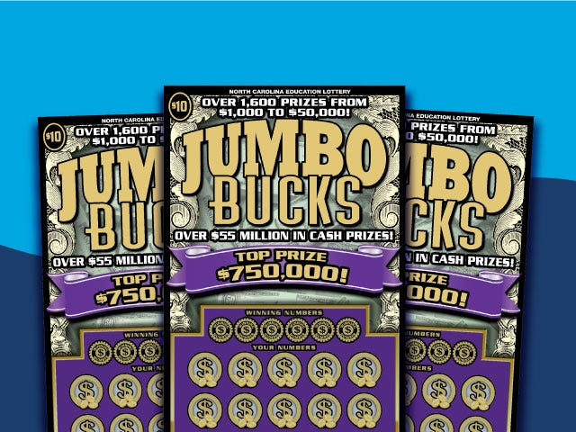 Jumbo Bucks
