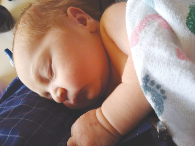 Noelle Olivia Rose Granger was born Dec. 26, 2020, at OU Children's Hospital to Scott and Natalie Granger of Shawnee.
