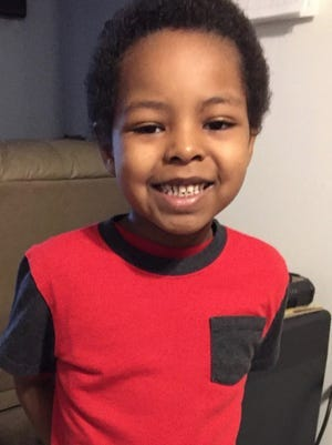 Ethan Bates died in October 2019. His mother's friend, Saint Michael Edwards, 25, is charged with first-degree murder in the boy's death.