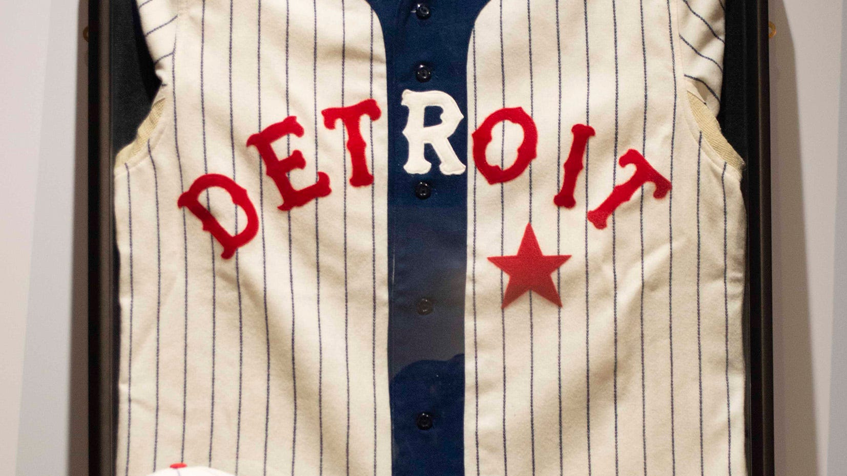 """A replica Detroit Stars jersey from the 1920s will be a part of a new exhibit at the Detroit Historical Society. The Stars, founded in 1919 by Rube Foster, considered the """"Father of Black Baseball,"""" was a prominent National Negro League club, according to tigers.com. They often played against strong white semi-pro teams and won the city's prestigious semi-pro championship regularly in the 1920s. Norman """"Turkey"""" Stearnes played for the Stars, """"one of the greatest home run hitters in baseball history - white or black."""" He moved to Detroit from Nashville at age 22 in 1923, worked at Ford's Rouge plant from 1938-64, and became a UAW member in 1941 when it first organized, tigers.com said. Stearnes was elected into the National Baseball Hall of Fame in 2000."""