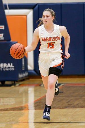 Harrison's Anna Henderson.