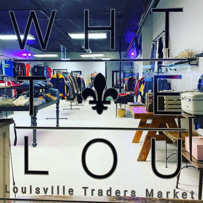 What The Lou is at 1101 Goss Ave. in Louisville's Germantown neighborhood.