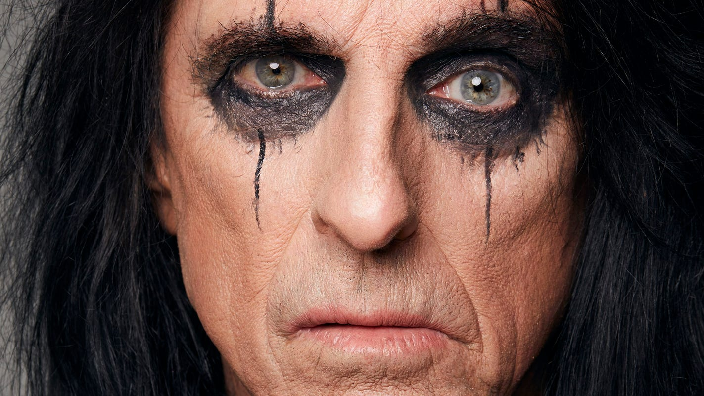 Alice Cooper on garage band contests, getting COVID-19 and returning to the stage