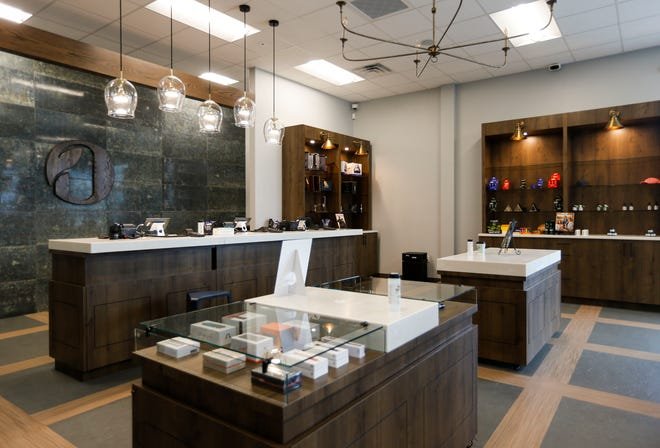 OzaRX Botanicals, the second dispensary to open in Springfield, had its grand opening Jan. 30, 2021. It was awarded its state marijuana business permit on Jan. 24, 2020. But roughly 260 of Missouri's 370 marijuana companies recently got extensions on their one-year operating deadlines.