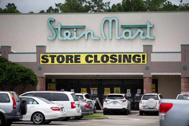 Stein Mart took out a $10 million Paycheck Protection Program loan in June. Within two months it filed for Chapter 11 bankruptcy protection, citing more than $500 million in liabilities. The company closed all 280 stores and 9,000 workers lost their jobs.