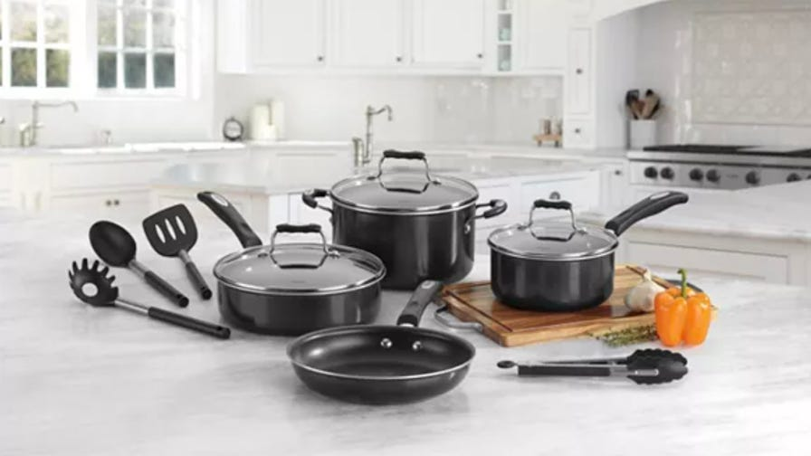 Get this top-rated nonstick set for a huge discount
