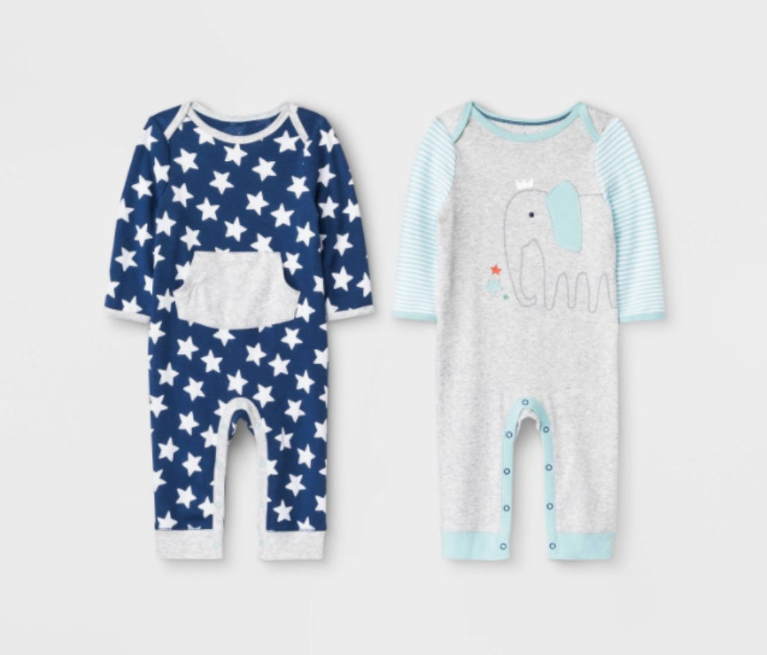 Target recalls 480,000 infants' rompers, swimsuits over choking, pinching concerns