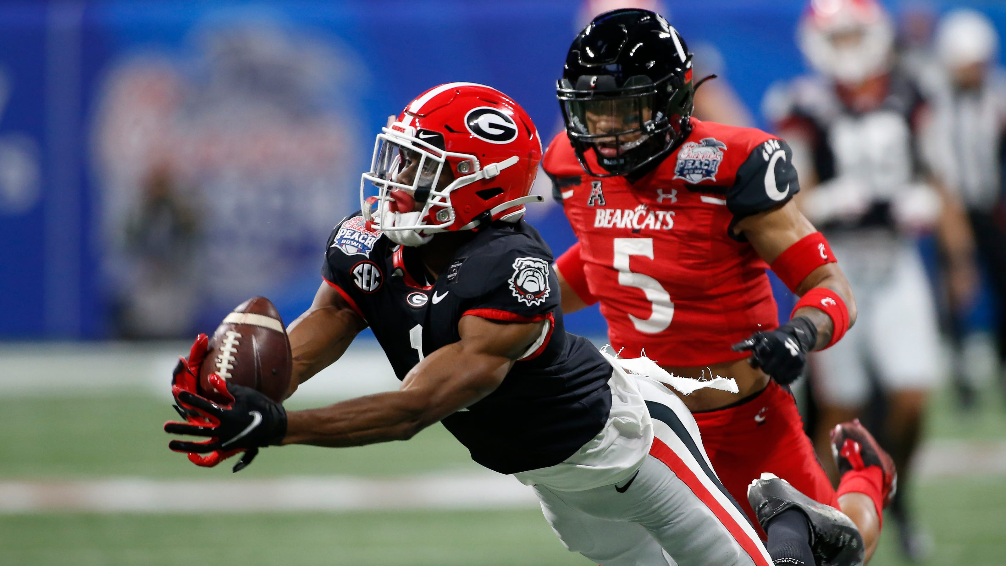 UGA v. Cincinnati Peach Bowl: 5 takeaways from Bulldogs' win
