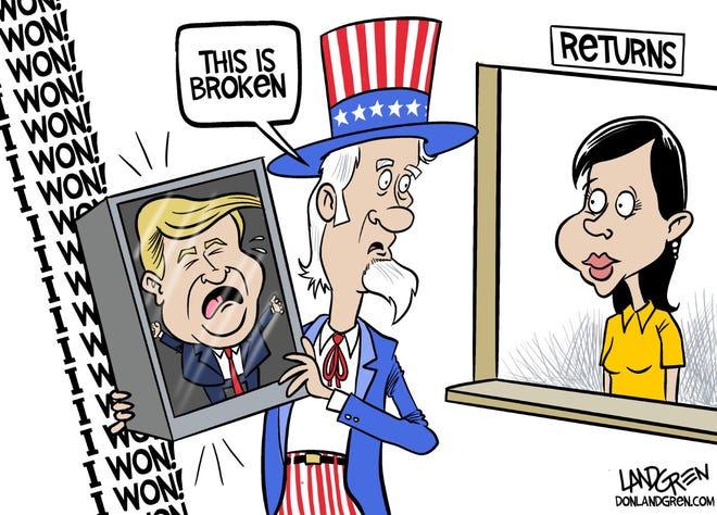A Don Landgren cartoon