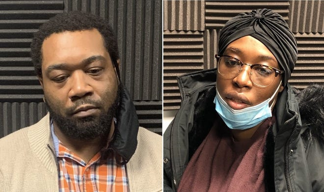 After a six-month investigation, Petersburg Police obtained second-degree murder indictments against Michael, left, and Lakesha Thomas. The couple was arrested Wednesday at their Buckner Street home/