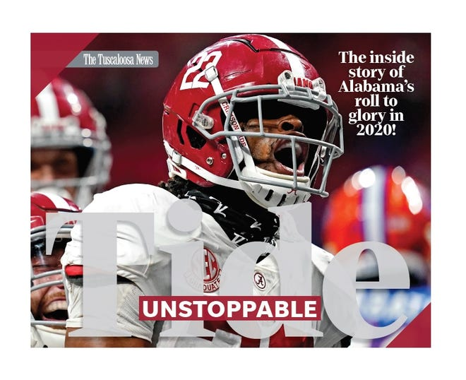 The Tuscaloosa News, in association with Pediment Books, is producing a book to commemorate Alabama football's 2020 season.