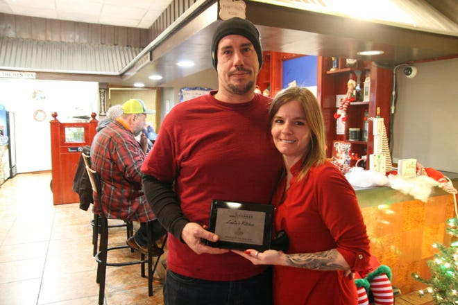 Ryan and Kim Stamper have owned LuLu's Kitchen in Bucyrus since the start of 2019.