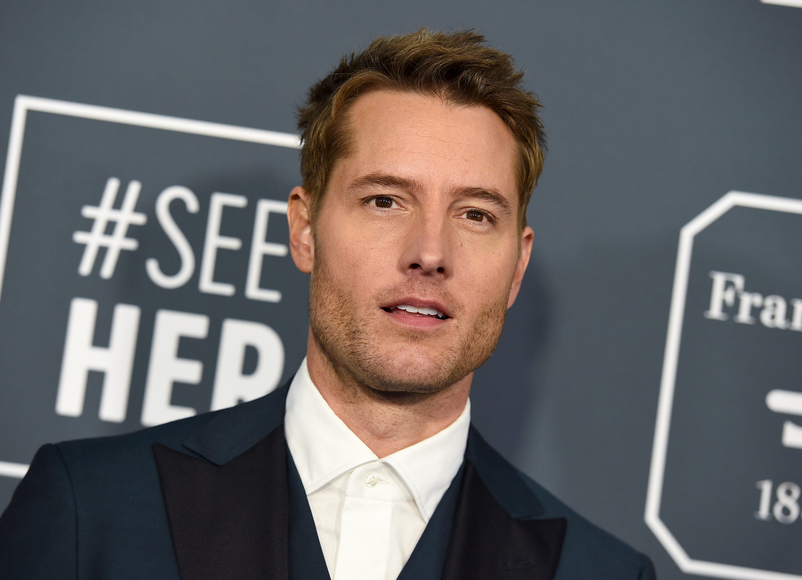 This Is Us  star Justin Hartley, Sofia Pernas are Instagram official with New Year s selfies
