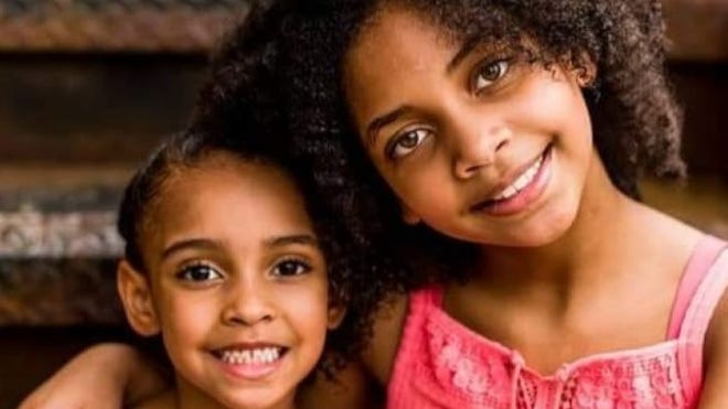 Columbus police say sisters Alyse Williams, 6, and Ava Williams, 9, were fatally shot Friday night by their father, 32-year-old Aaron Williams, who killed himself.