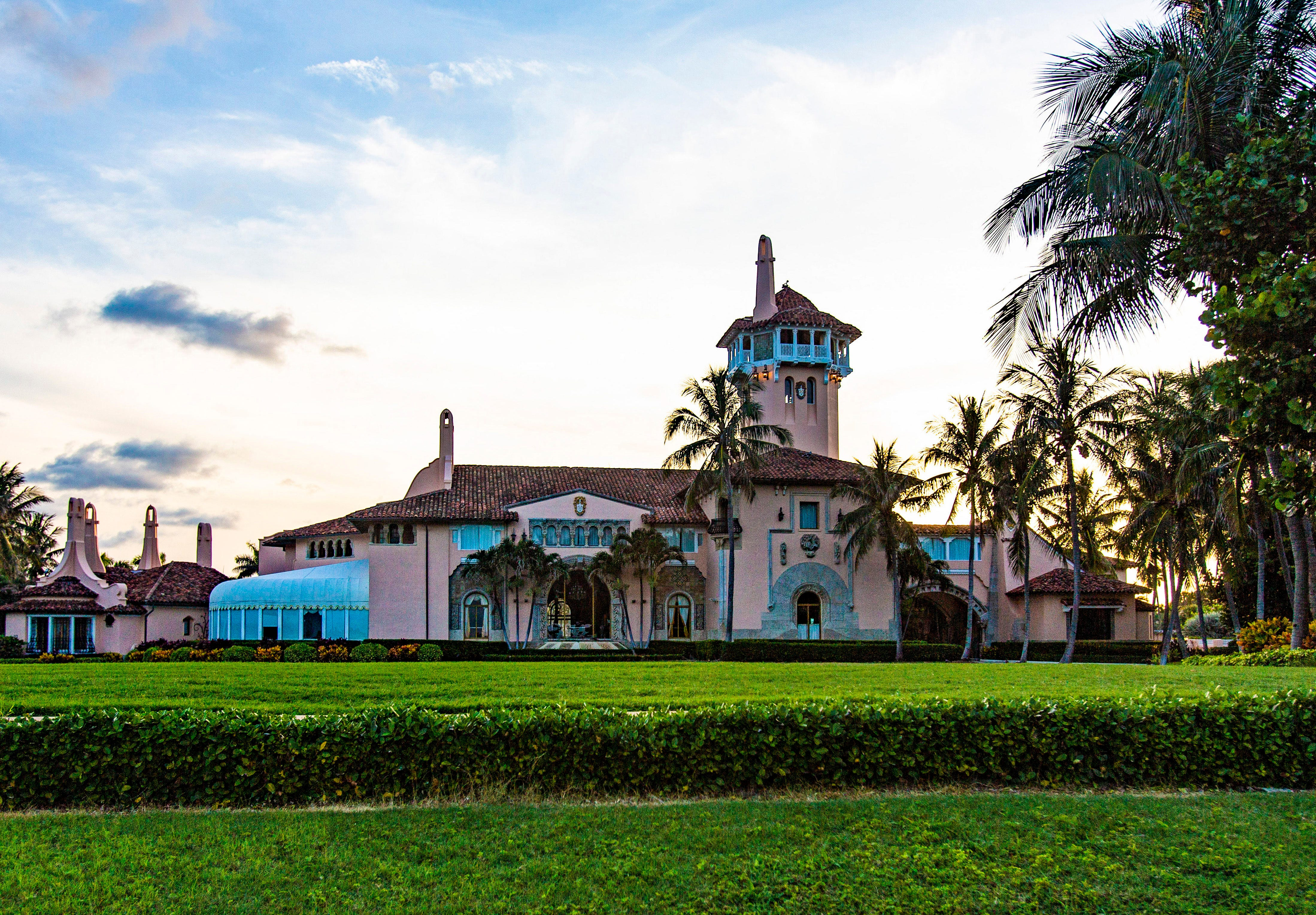 Florida Democratic lawmaker wants Mar-a-Lago punished for maskless New Year s Eve bash