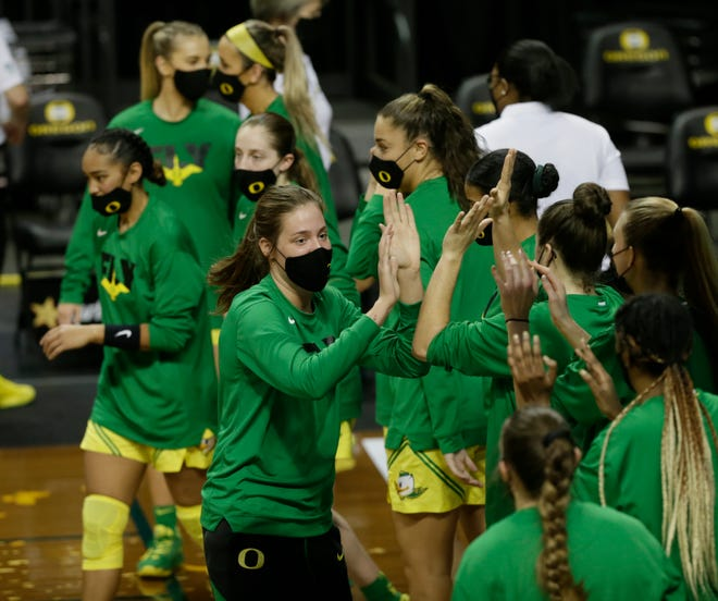 The No. 12 Oregon Ducks women's basketball team has added a nonconference game to the schedule on Saturday against UC Davis.