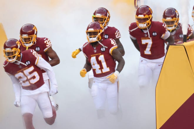 The Washington Football Team has a chance to win the NFC East Sunday night.