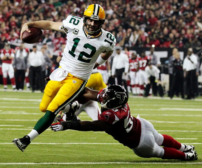 Aaron Rodgers' 2021 debut against the New Orleans Saints will be compelling television.