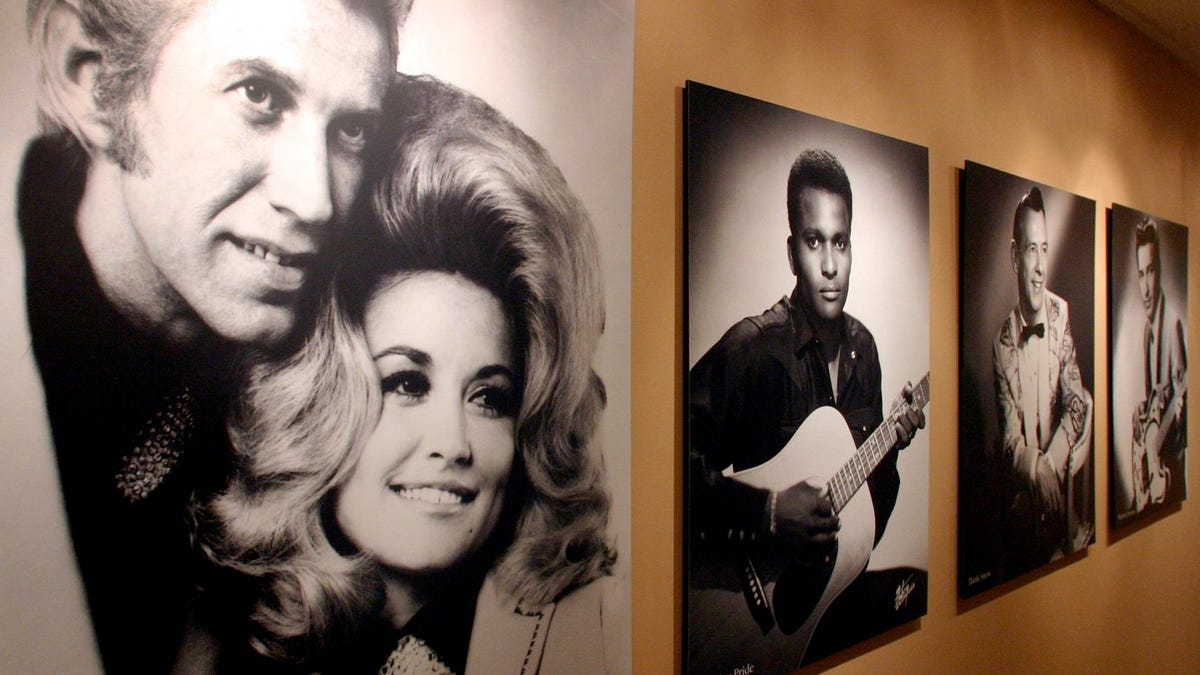 Through the years: Dolly Parton turns 75 on Jan. 19