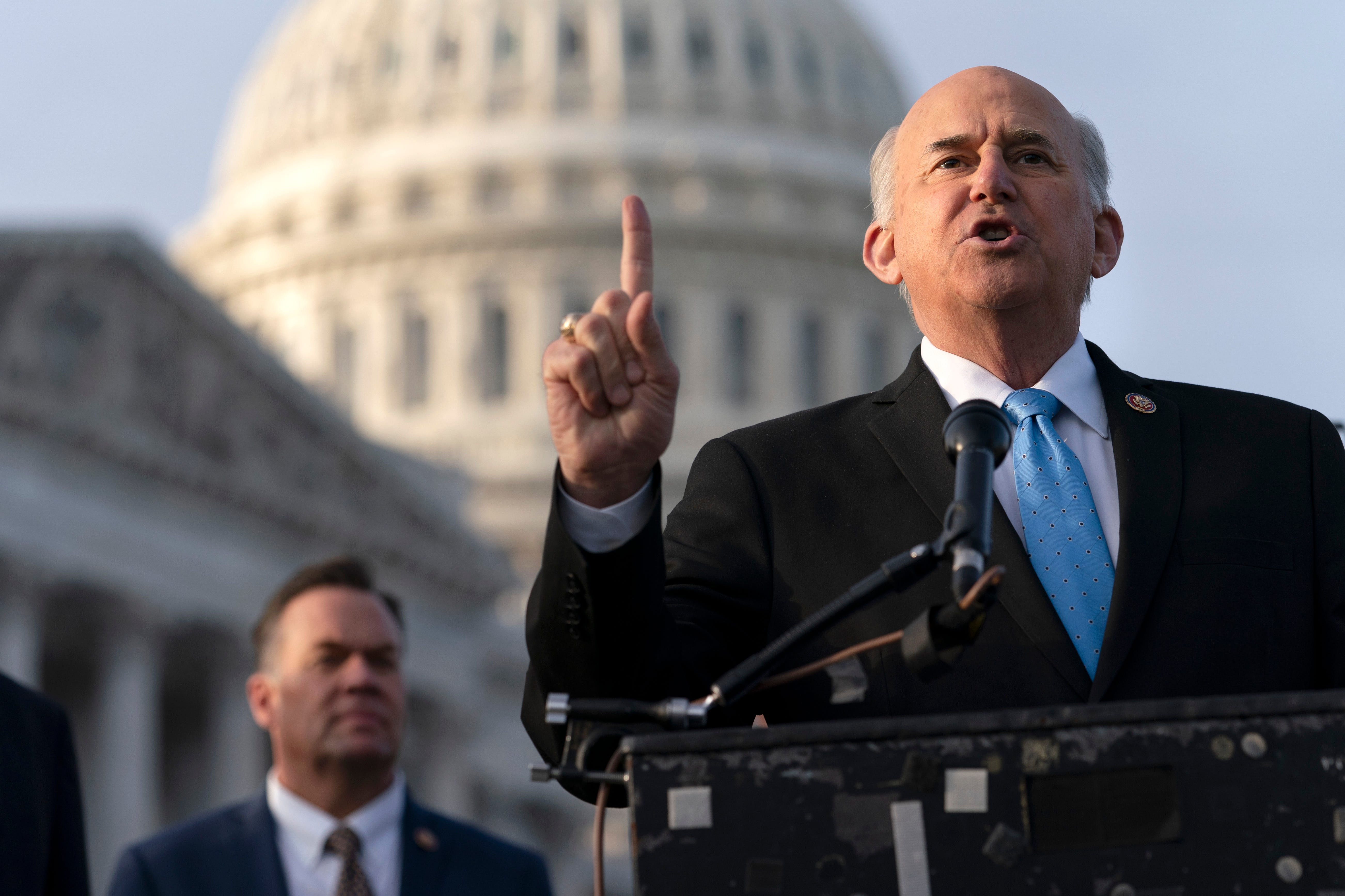 Paging Captain Marvel: Texas Rep. Louie Gohmert asks Forest Service to alter Earth s orbit, or the moon s, to fight climate change