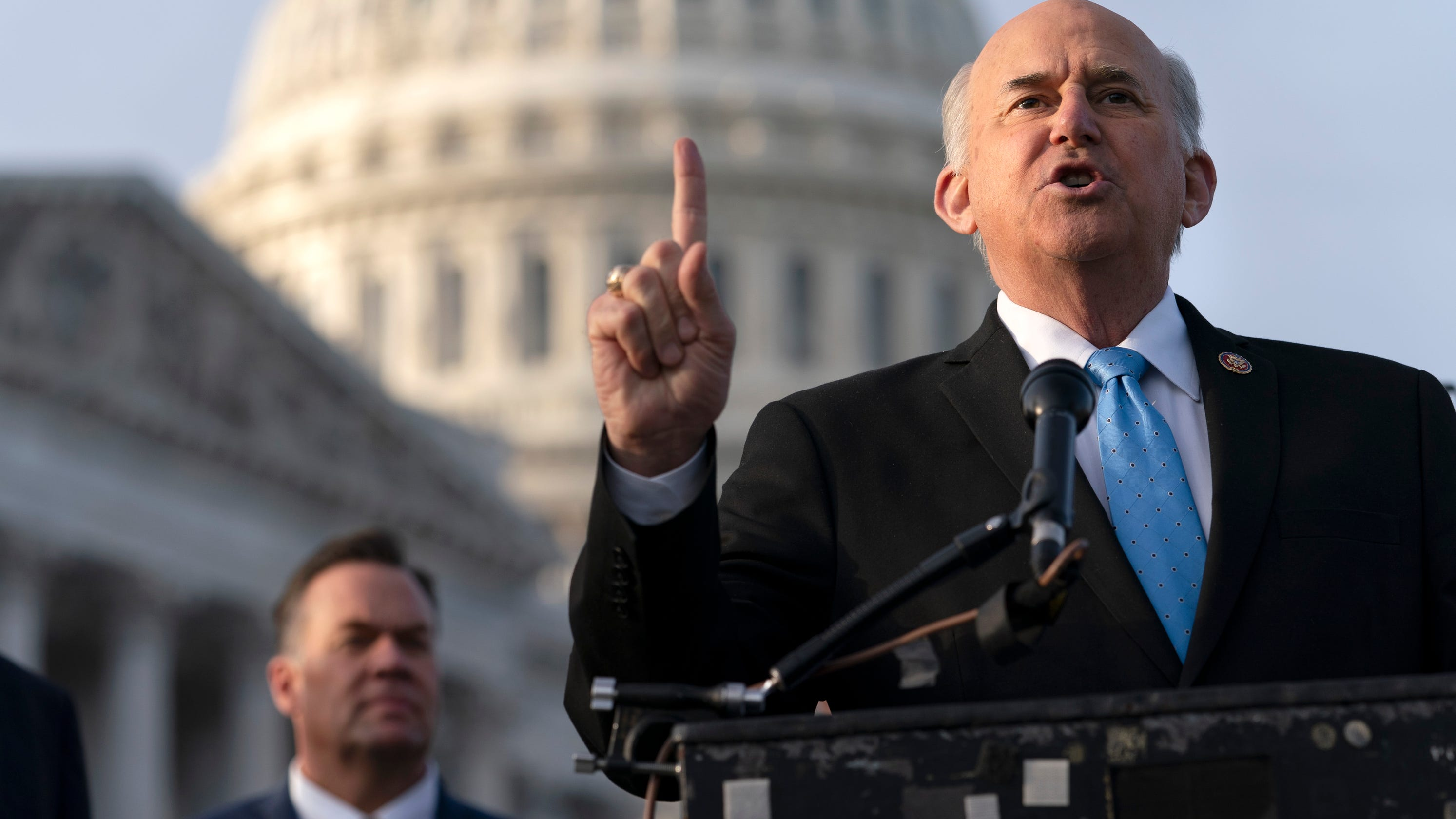 Paging Captain Marvel: Texas Rep. Louie Gohmert asks Forest Service to alter Earth's orbit, or the moon's, to fight climate change