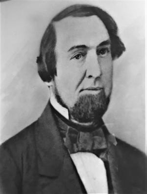 Augusta's Benjamin Conley was briefly Georgia governor after the Civil War.