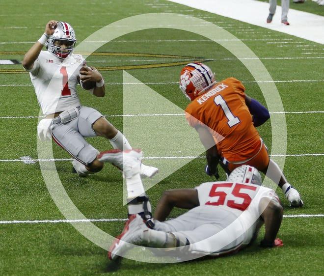 BuckeyeXtra Football podcast: Ohio State tops Clemson at last