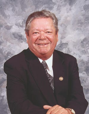 Former Terrebonne Parish President Barry Bonvillain
