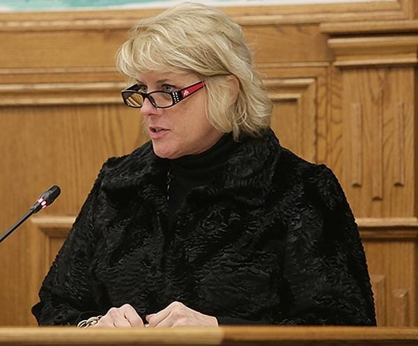 Massillon Mayor Kathy Catazaro-Perry addressed City Council virtually on Monday night for her annual State of the City address. She said the city's financial situation is strong despite the COVID-19 pandemic.