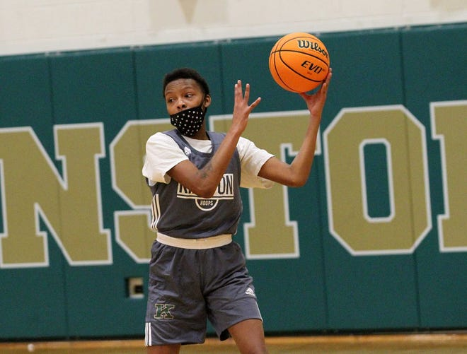 Tatyana Jordan will be part of a new wave of faces on the court for the Kinston High girls basketball team this season.