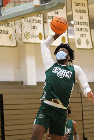 Dontrez Styles' all-around game will be emulated by his teammates as Kinston High aims for its first state title since 2015.