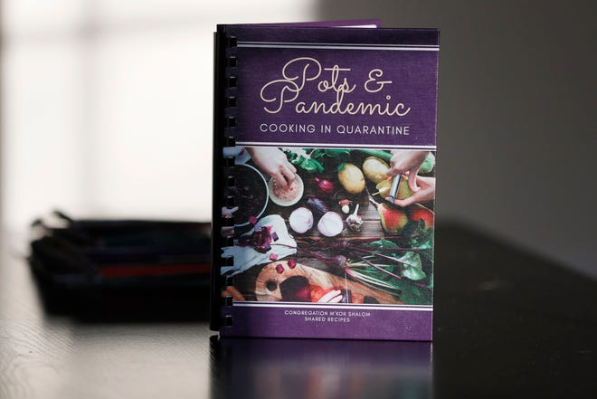 """Pots & Pandemic - Cooking in Quarantine"" is a collection of old and new recipes from home cooks who found themselves in the kitchen because of the Covid-19 pandemic."