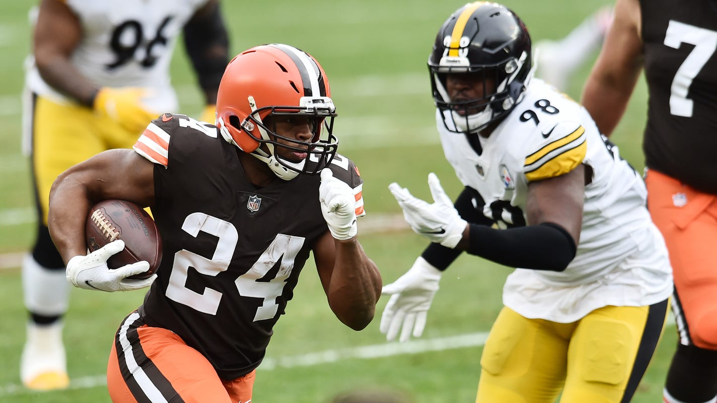 10 reasons the Cleveland Browns can beat the Pittsburgh Steelers in NFL playoff wild-card game
