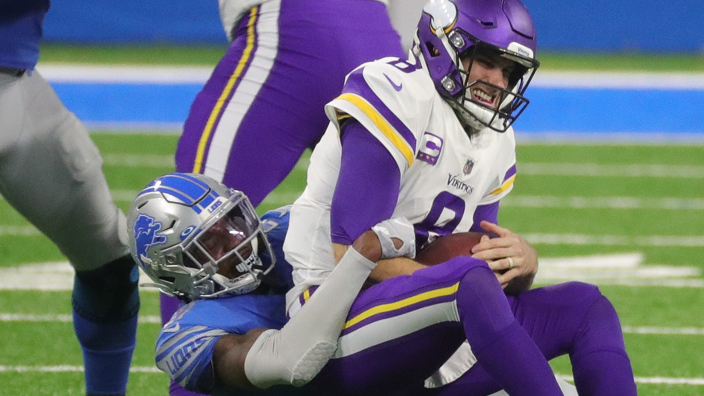 Detroit Lions robbed by one of the worst calls ever in game vs. Minnesota Vikings