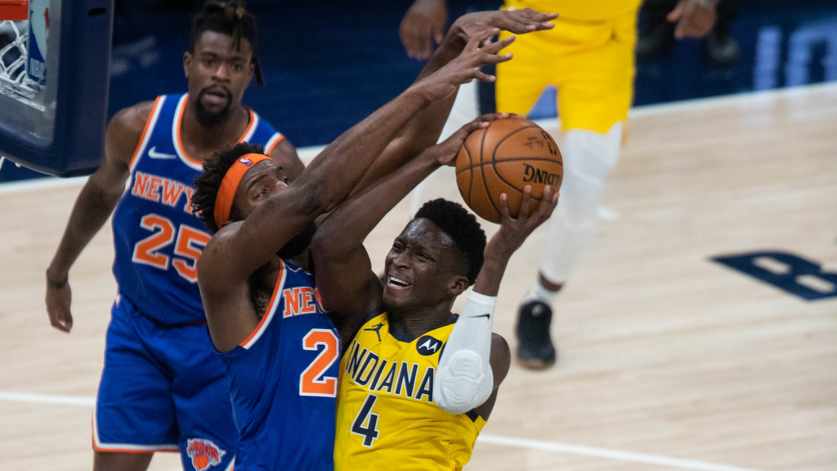 Pacers news: Victor Oladipo is out for ...