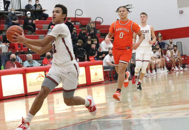 Shelby's Andre Hill has emerged as a key contributor for the Whippets and has them at No. 1 in the Richland County Boys Basketball Power Poll.