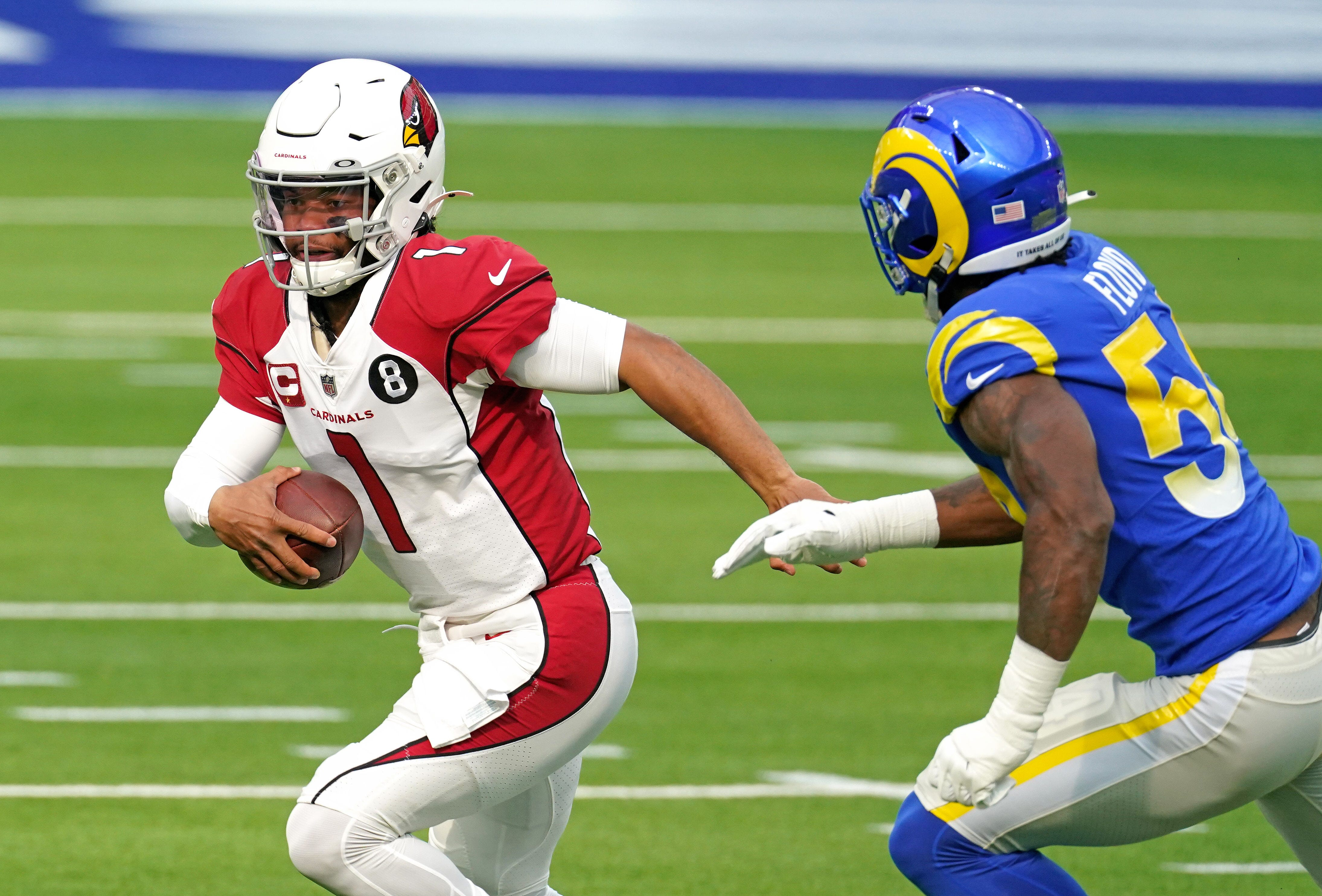 One weekend in Los Angeles could reveal a lot about Cardinals, Sun Devils